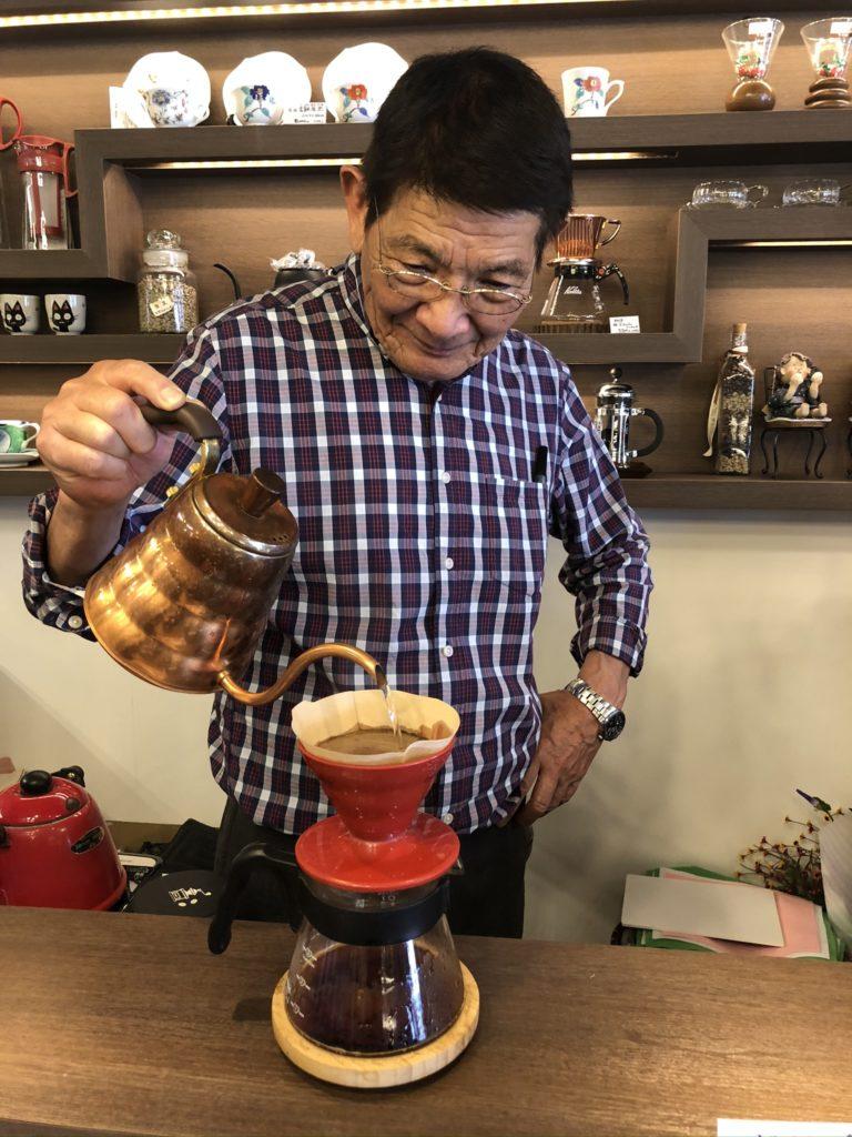 コーヒーを淹れる | おいしいコーヒーの ...